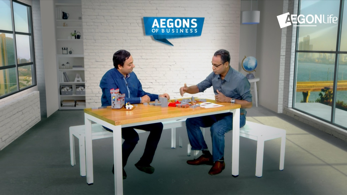 Aegons Of Business (Aegon Life)