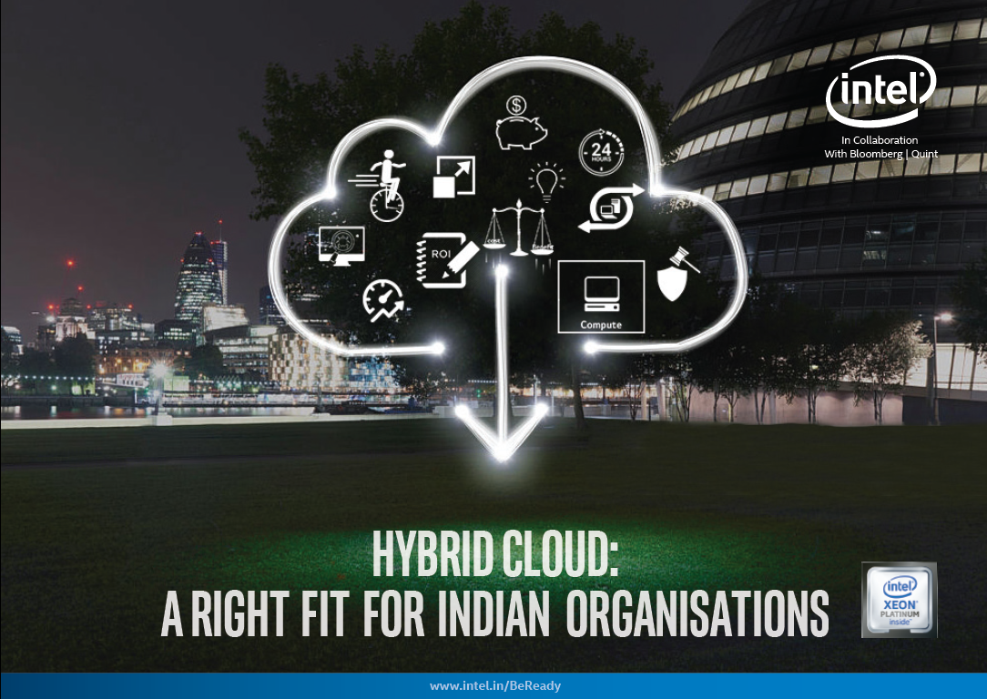 E-Book (Hybrid Cloud: A Right Fit For Indian Organisations)