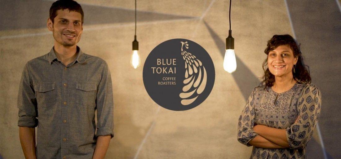 Matt & Namrata: Founders of Blue Tokai Coffee