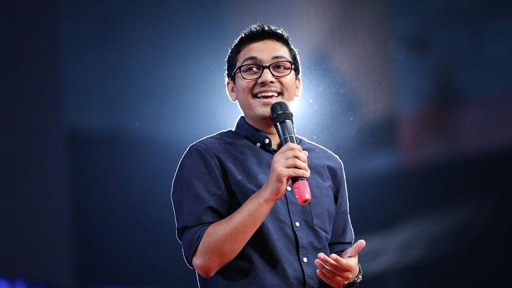 Deepak Ramola - Poet, Lyricist Storyteller Founder of Project Fuel