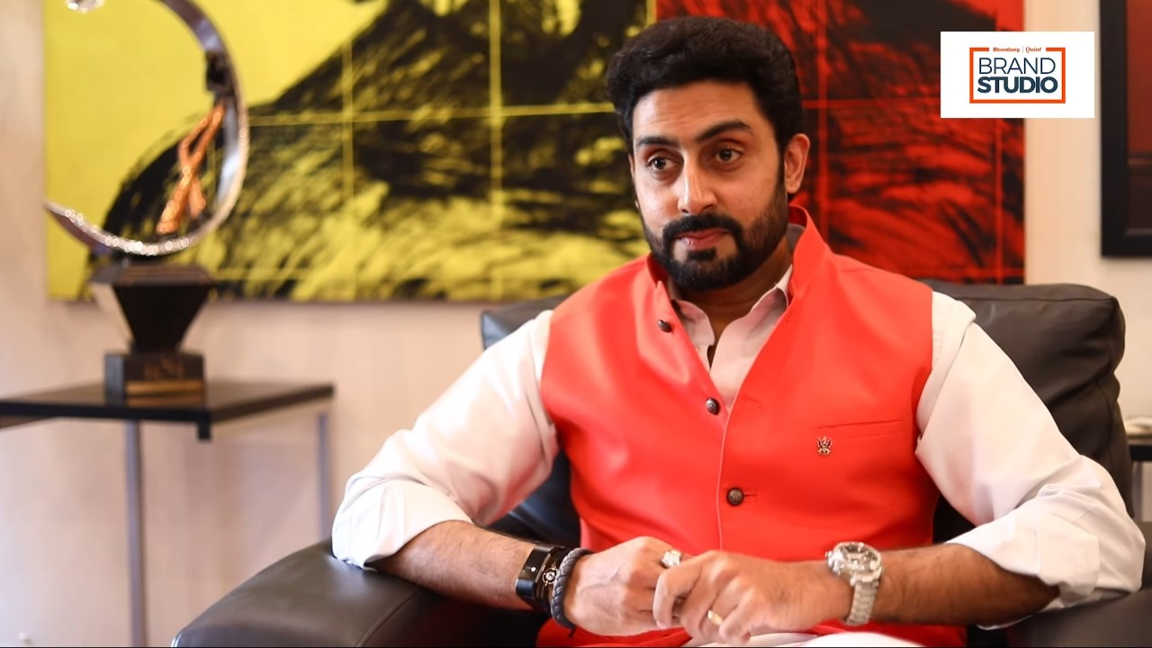 The Influencers | Episode 1 – Abhishek Bachchan