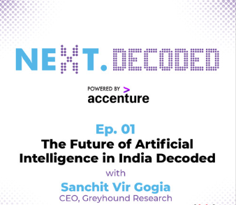 Podcast Ep1 - The Future of AI in India Decoded (Part 1)
