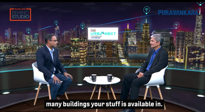 Tech disruptors of real estate: Connected Living & New-Age Construction Technology